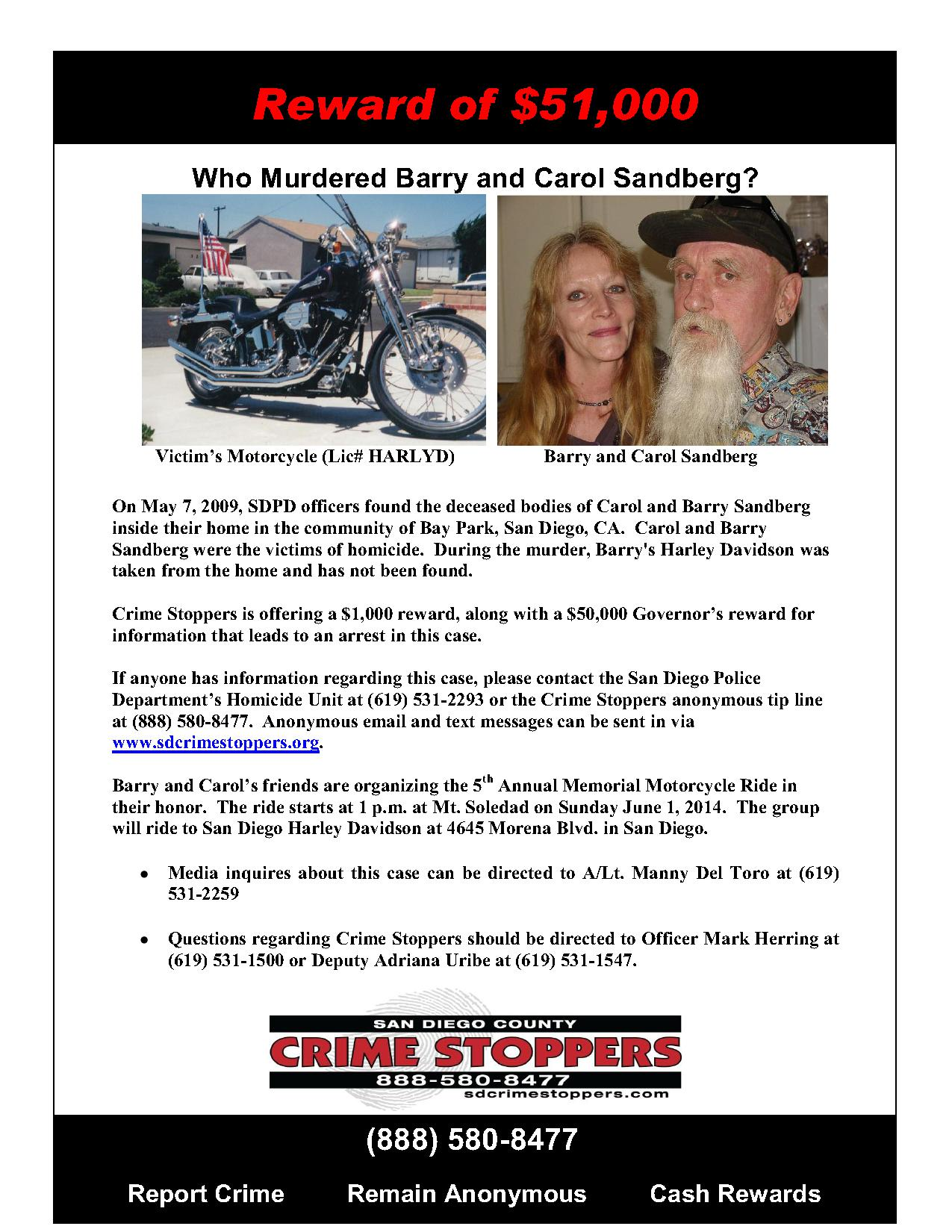 052914 Who Murdered Carol and Barry Sandberg_1