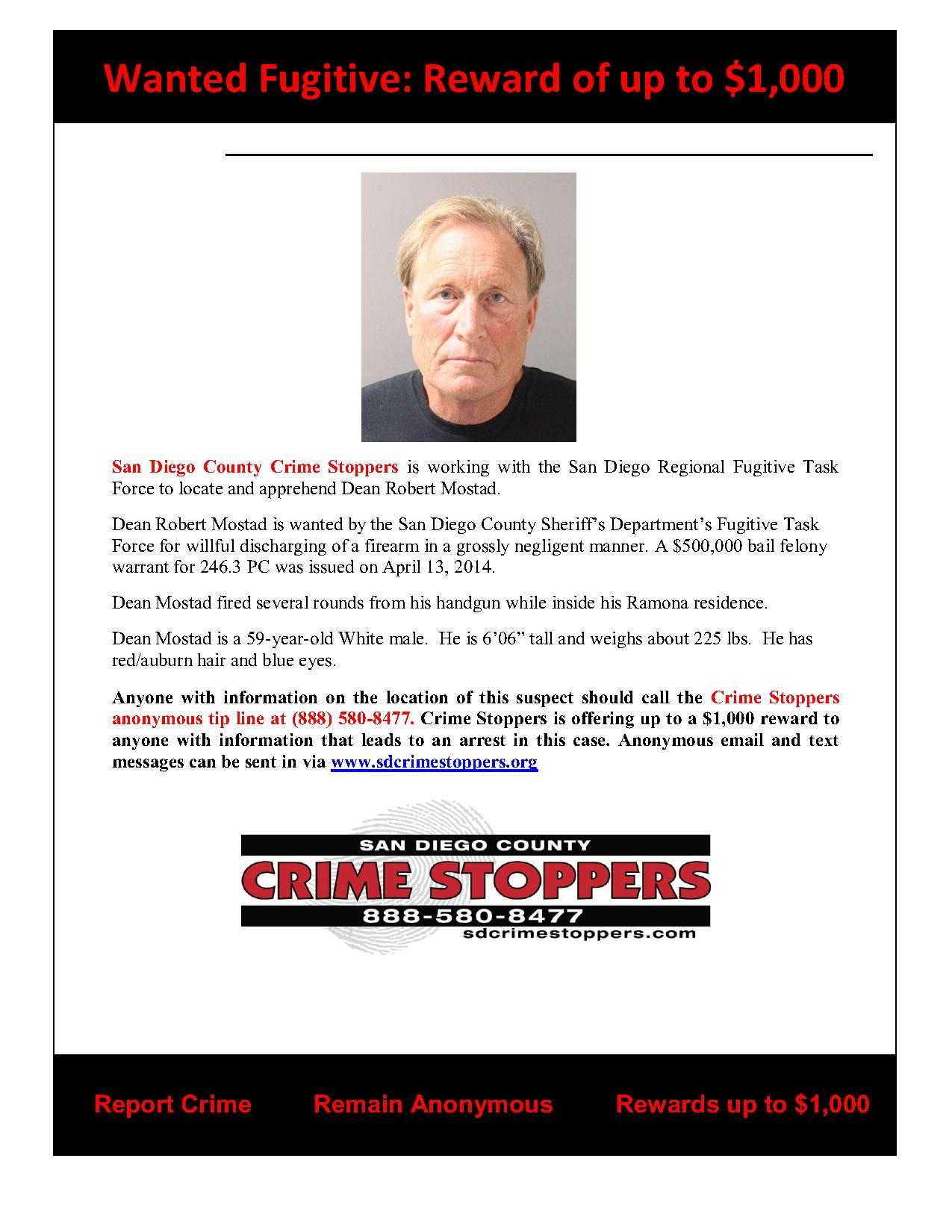 62614 Fugitive Dean Mostad_1