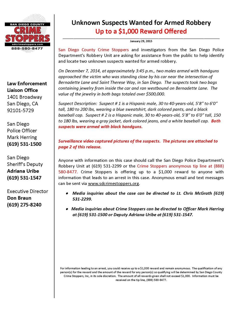 012915 Del Cerro Area Jewelry Robbery_Page_1
