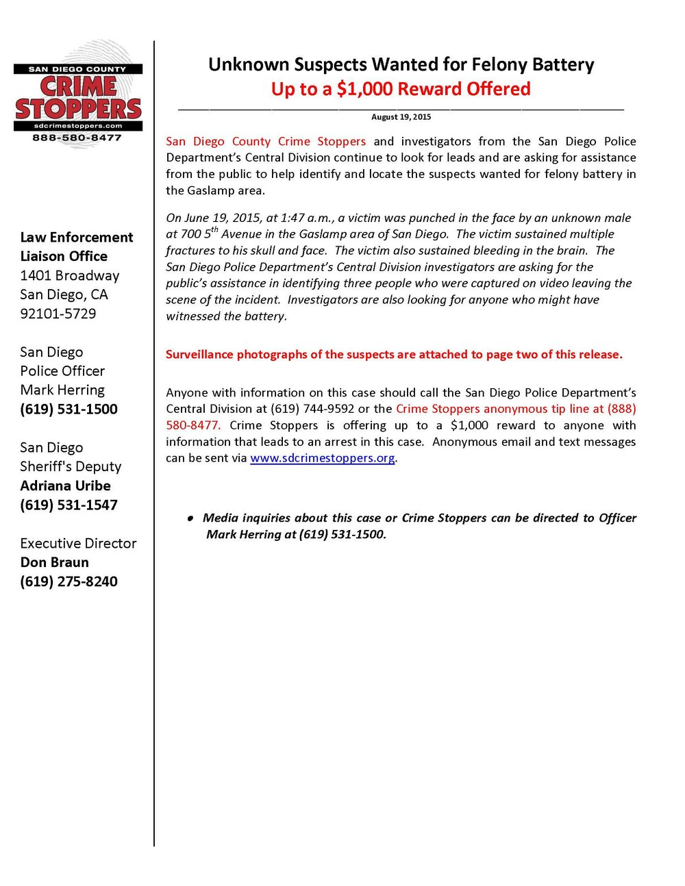 081915 Gaslamp Area Felony Battery Case_Page_1