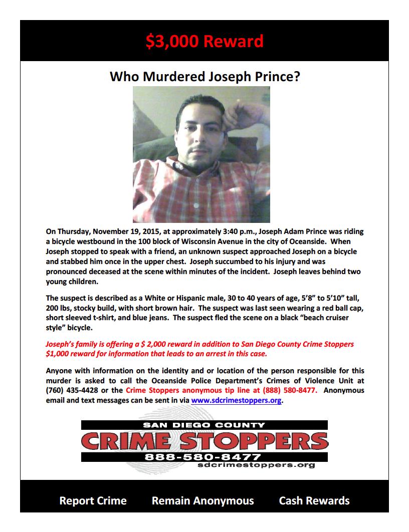 020416 Who Murdered Joseph Prince