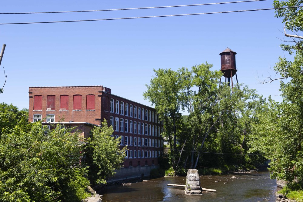 Monument Mill. Housatonic, Ma.