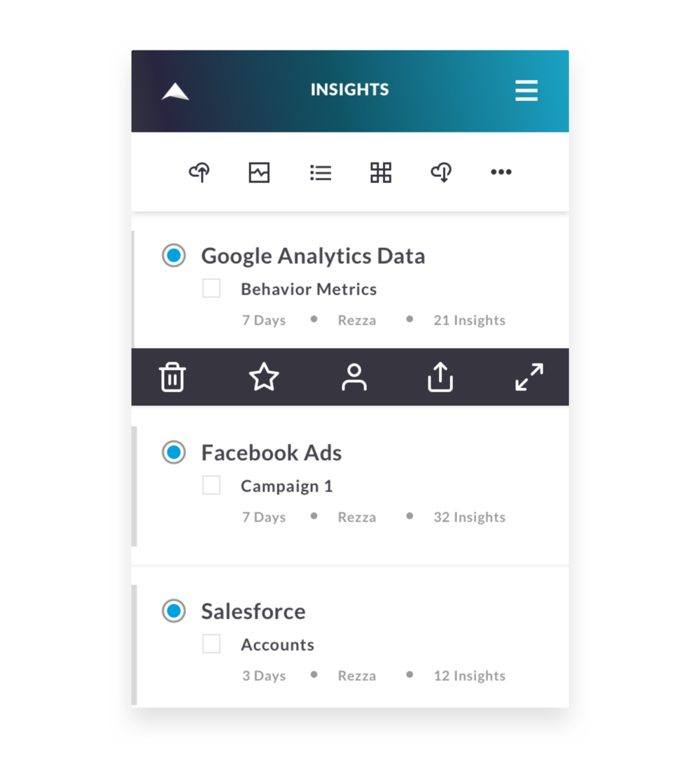Explore and query - Explore and query your data network with ease. See all of your data connections and build better queries, faster.