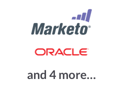 Oracle and Marketo Logos