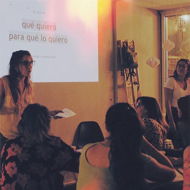 Qué quieres? #emprendedores #buenosaires #workshop