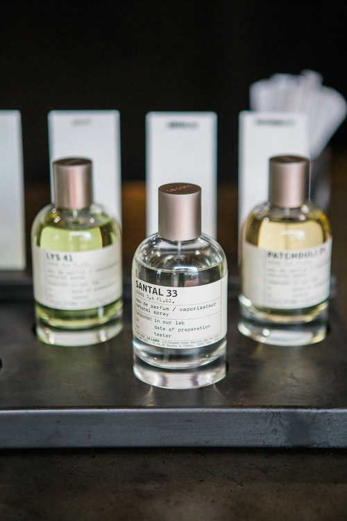 LE LABO  Fragrance and Sensory Lifestyle Brand