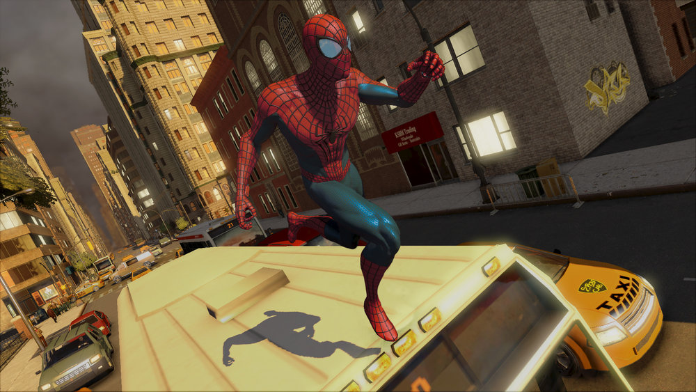"While saving civilians from harm should be a priority in any Spider-Man game, Beenox fumbles with the ""Hero or Menace"" system that makes heroic acts time sensitive and compulsory."