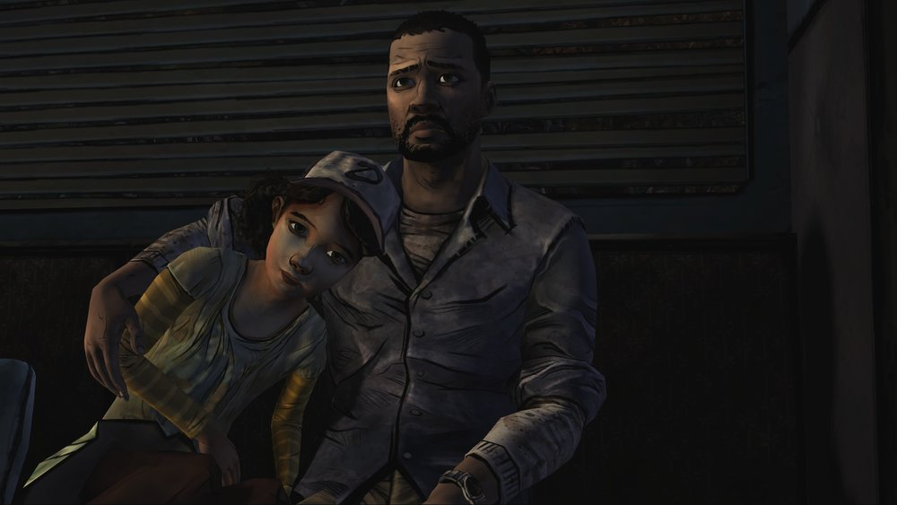 The bond between Lee and Clementine is extremely well-written, easily investing you in the outcomes of both the story and the characters during the first game.