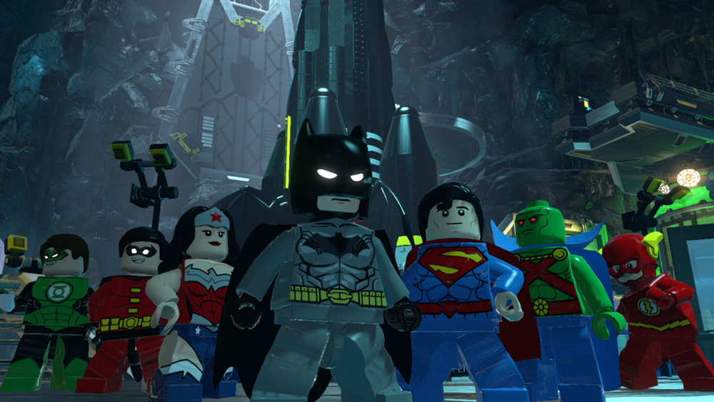 With over 150 DC Comics characters at your disposal,  Lego Batman 3  has the most comprehensive roster of any released DC Comics game ever. Even more than the expansive  DC Universe Online  MMO!