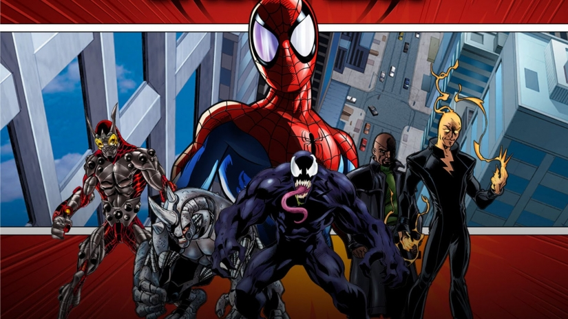 In one of the most direct comics-to-games translations ever made, 2005's  Ultimate Spider-Man  built on the foundation of  Spider-Man 2  and took things to the, arguably, most visibly truthful level in video games since  Maximum Carnage  more than a decade earlier.