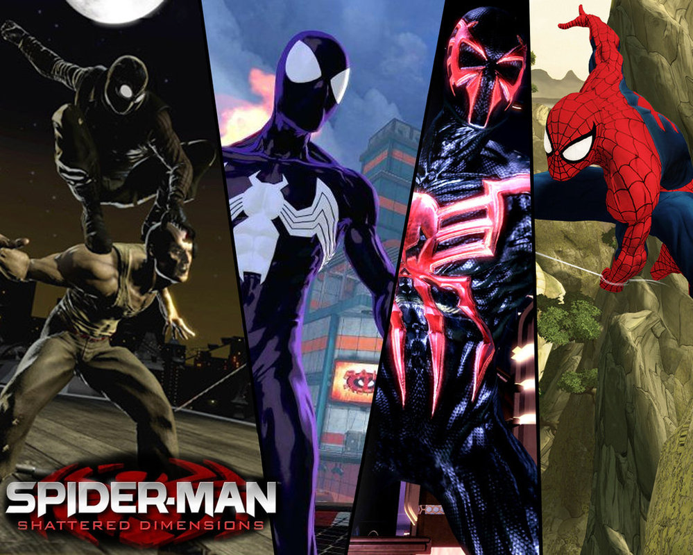 While playing with the four versions of Spidey all have some baseline similarities, different emphases in each of their respective levels makes for the most unique and varied Spider-Man game in years.