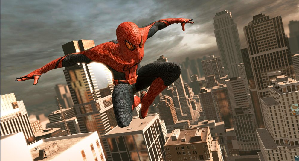 A beautifully-realized vision of New York and very breezy controls make the experience of playing  The Amazing Spider-Man  surprisingly effortless.