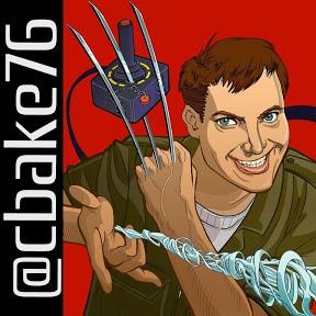 Superhero Video Games with cbake76