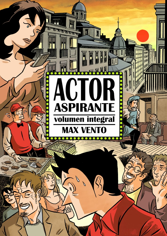 Integral Actor Aspirante (2013)