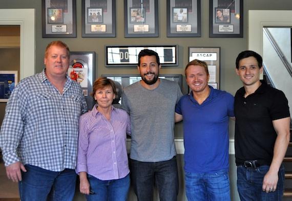 Mike Sistad (ASCAP), Robin Palmer (SMACKSongs), Matthew Ramsey, Shane McAnally (SMACKSongs), Robert Carlton (SMACKSongs