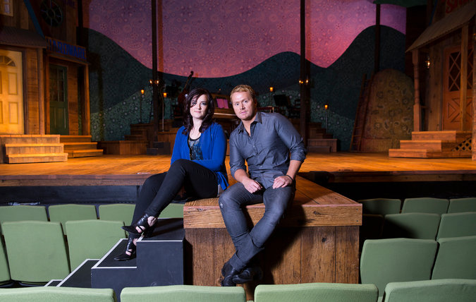 Brandy Clark and Shane McAnally