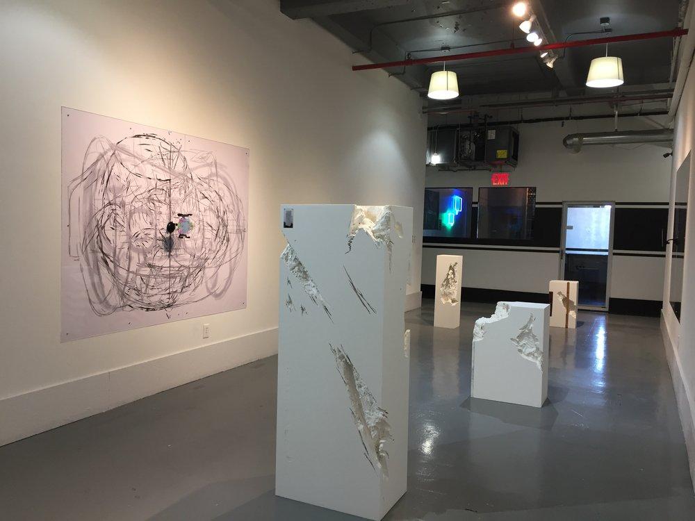 Nari Kim solo exhibition