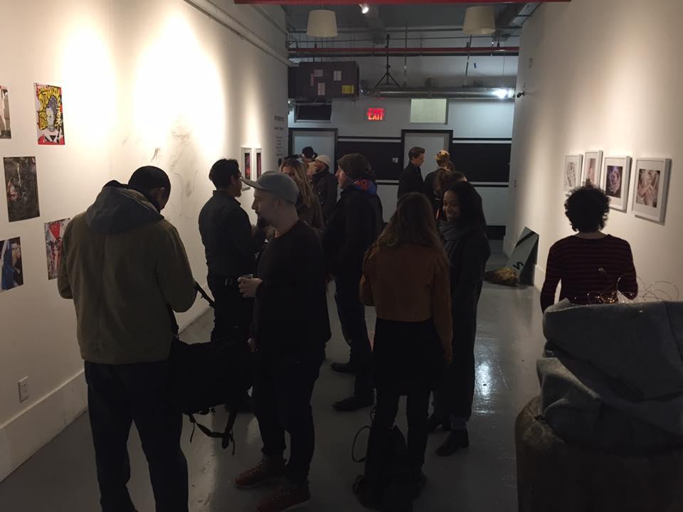 Information exhibition