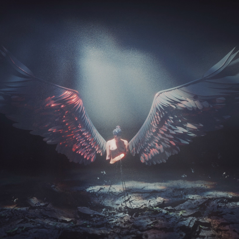 ANGEL - CINEMA4D R18 & OCTANE 3.xPLUGINS: NONE