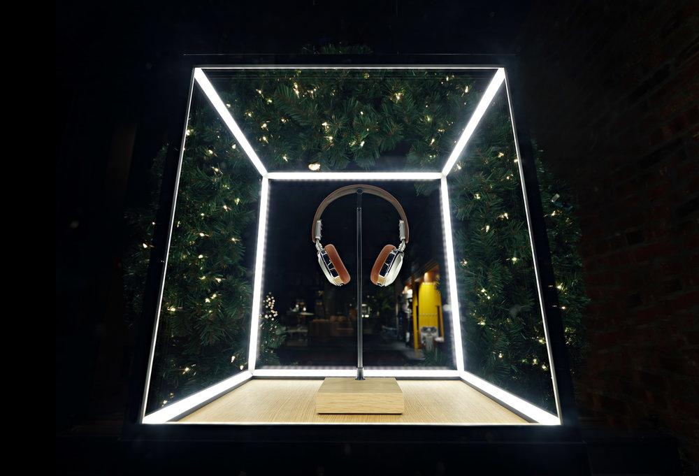Shinola Holiday LED Cubes