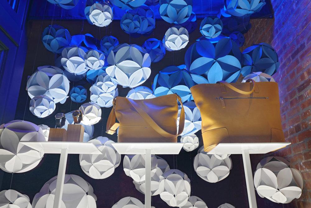 Shinola Mother's Day Origami Balls