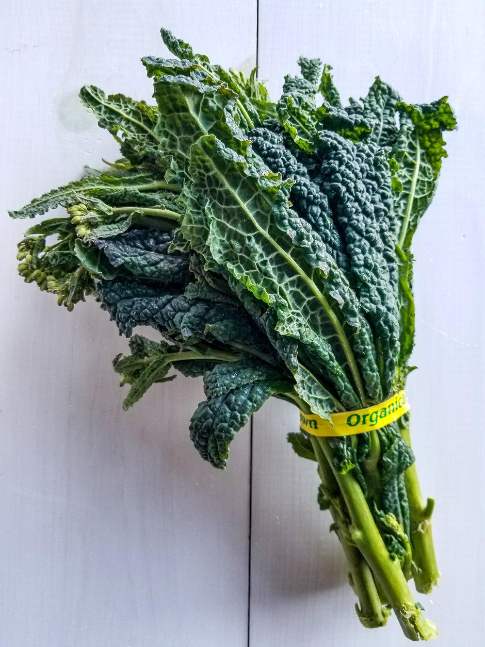 Italian Kale Raab