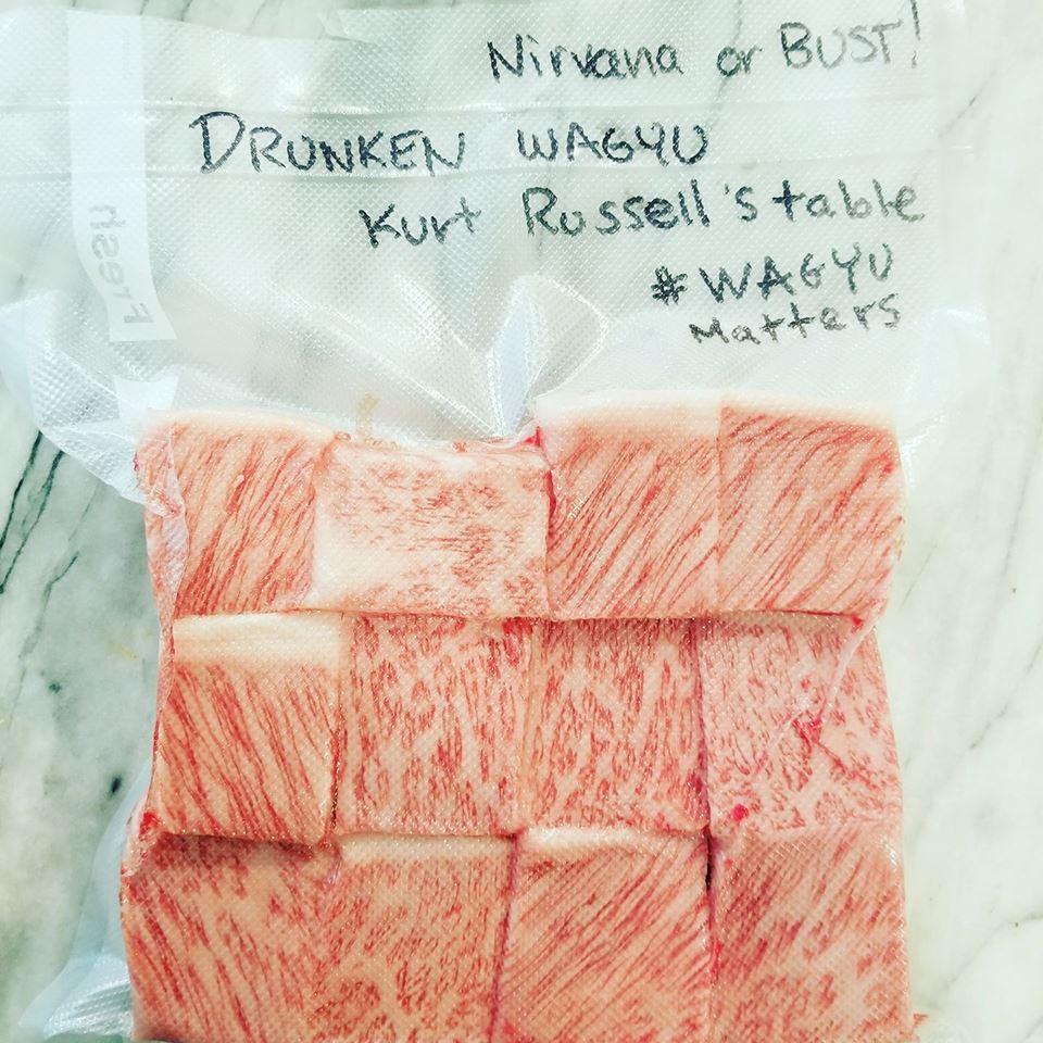 Kurt Russell's Taka Mori Wagyu