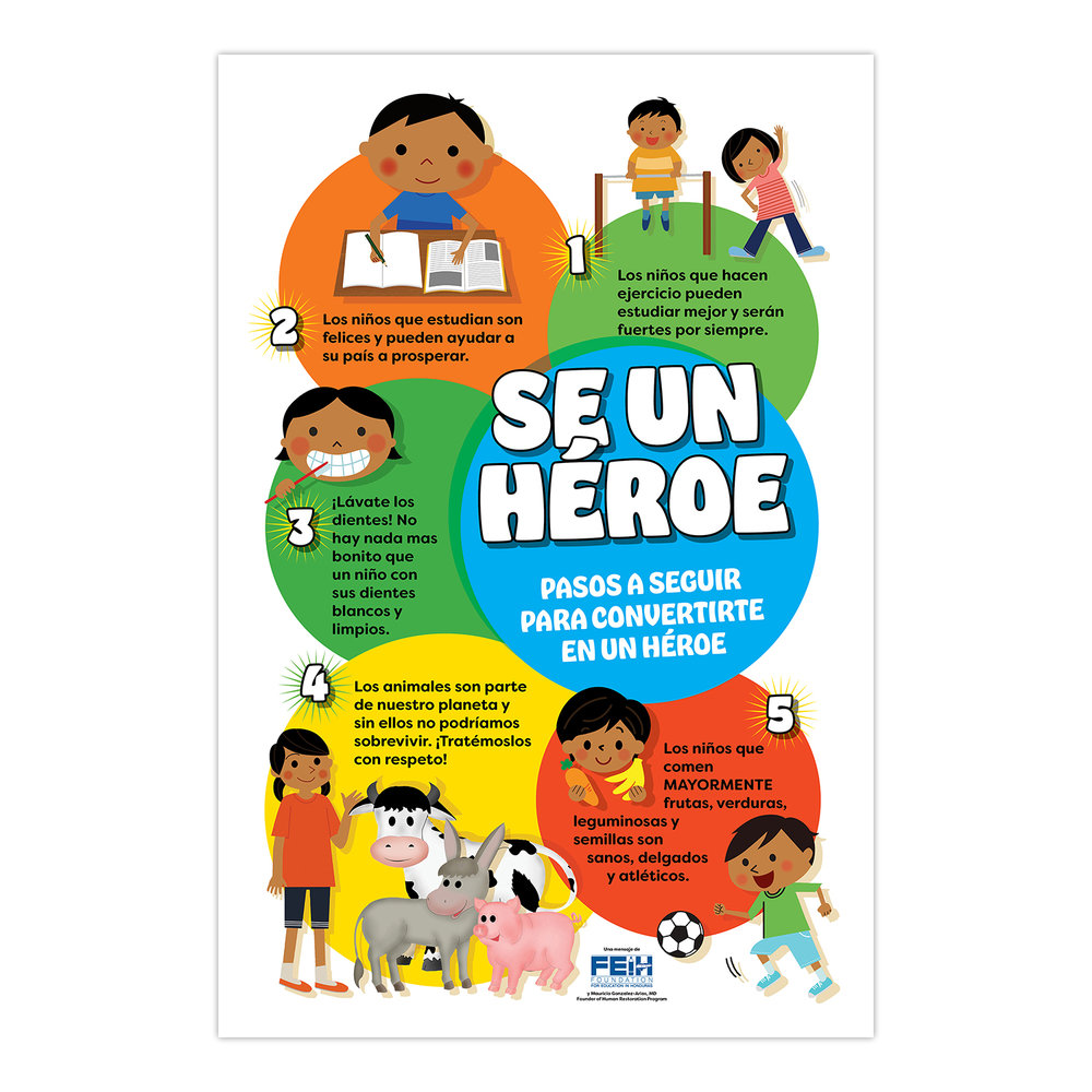 Foundation for Education In Honduras Poster