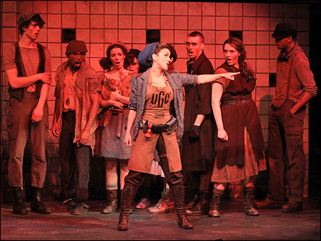 Urinetown with Andrea McArdle -- Connecticut Repertory Theatre