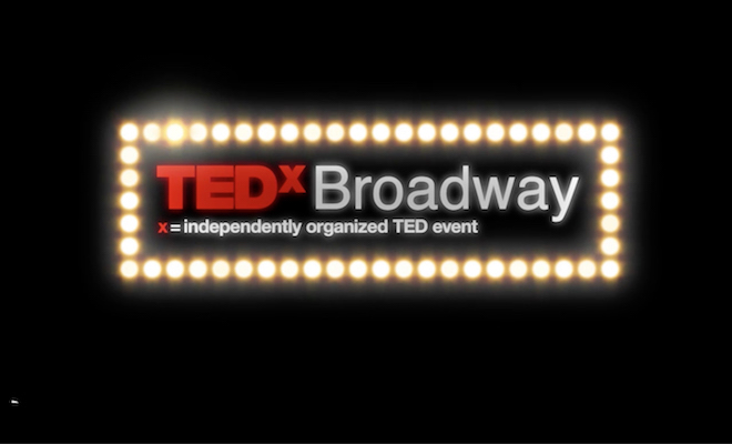 TedxBroadway Logo