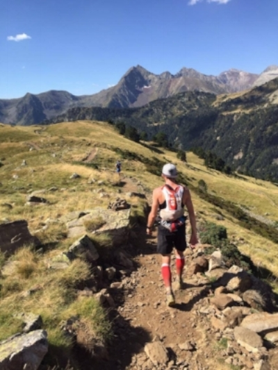 Grand Raid des Pyrénées 165km - finished 18th in 32 hours