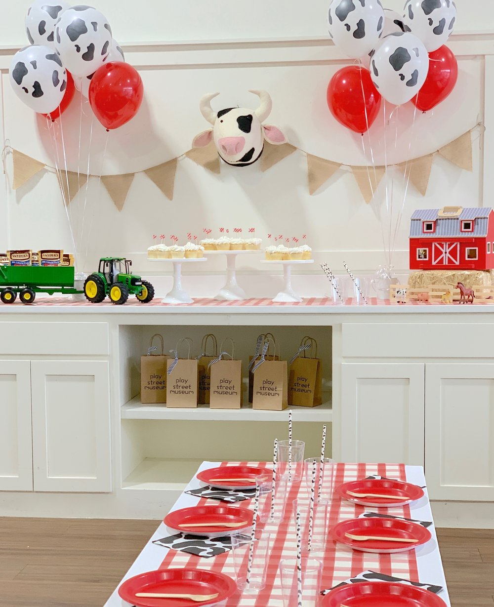 kids' parties Sachse Collin County Richardson