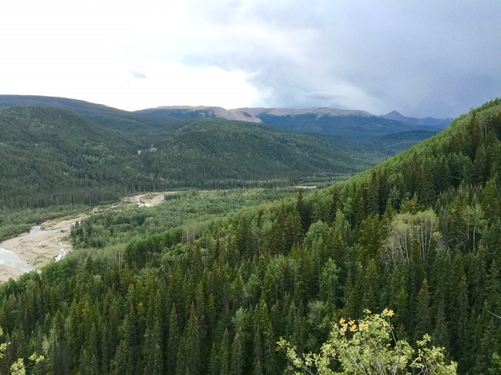 SHEEP CREEK VALLEY