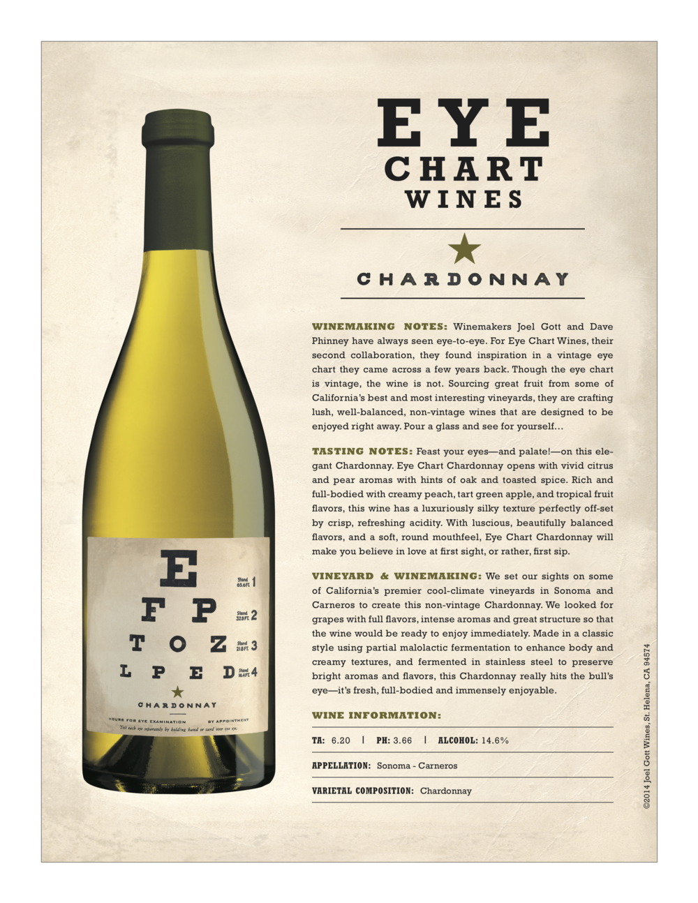 Uncorked misc wine brands michelle bartosiewicz eye chart wines fact sheet geenschuldenfo Gallery