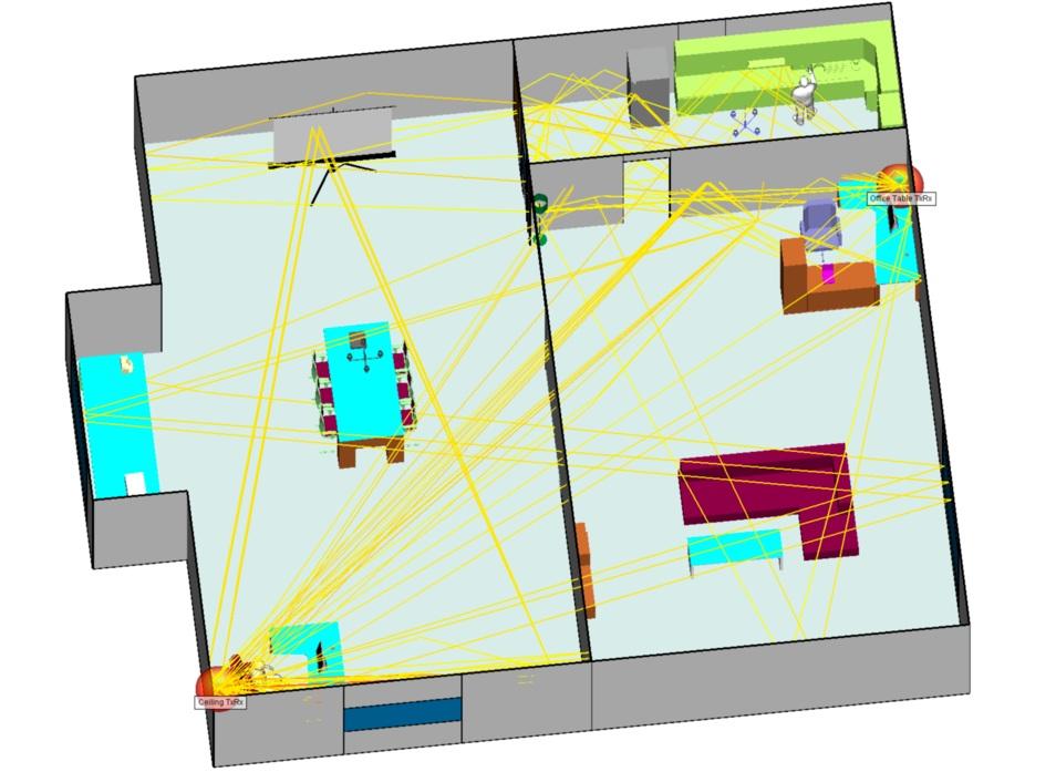 Propagación + trazados + entre + AP + y + single + Laptop + Location. jpg