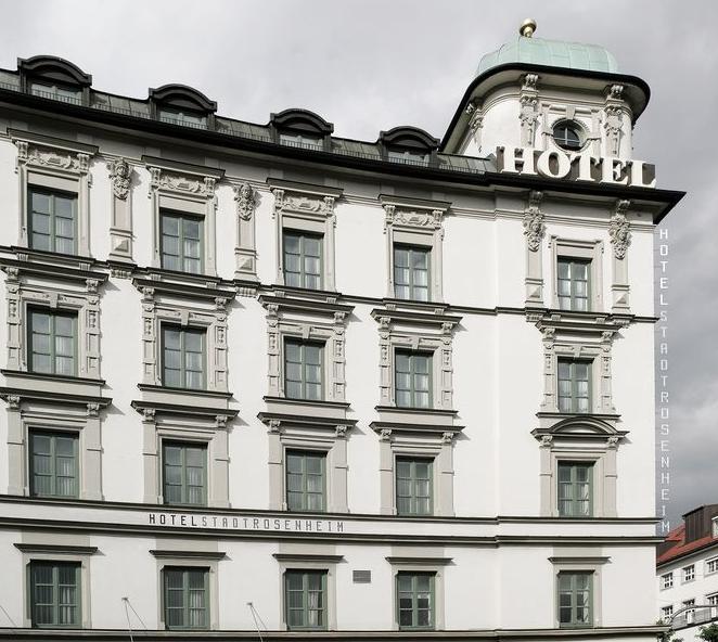 Rosenheim_Hotel_Metropolitan Circus