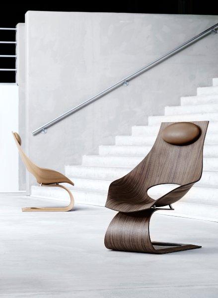 Tadao Ando, Stuhl für Carl Handen & Son, 2013