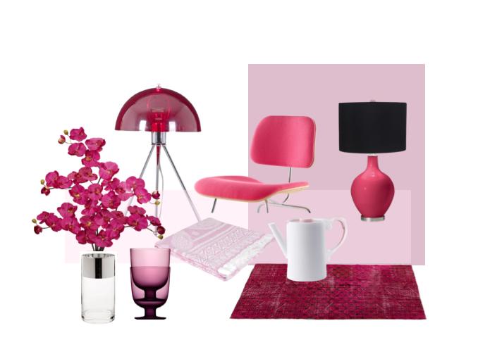 Pink LIving
