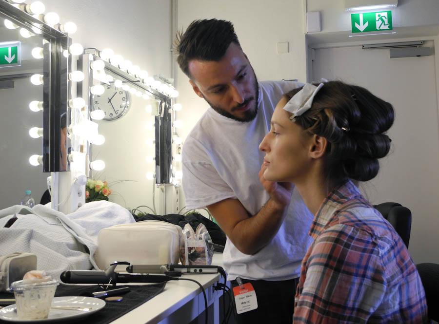 Make Up Artist Gregor Makris