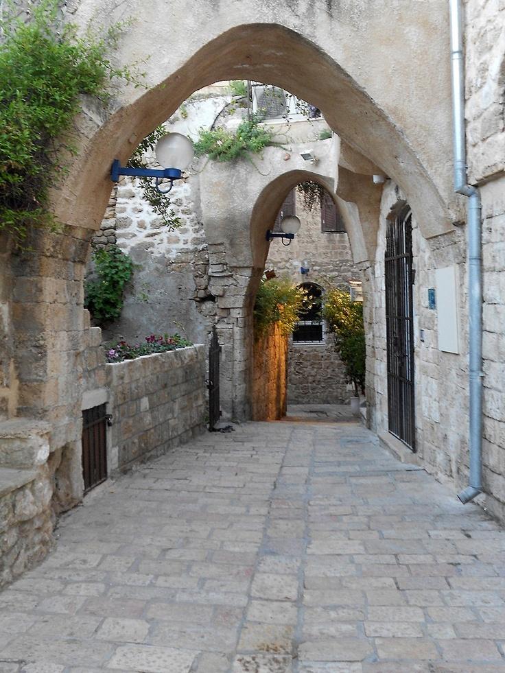 Jaffa Altstadt