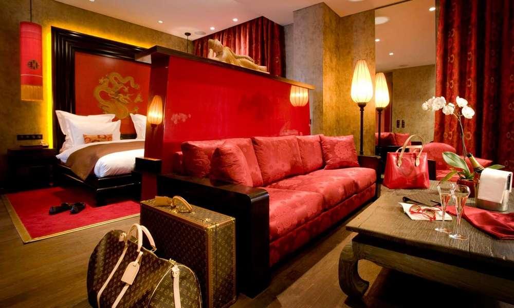Buddha-Bar Hotel Prague-Room