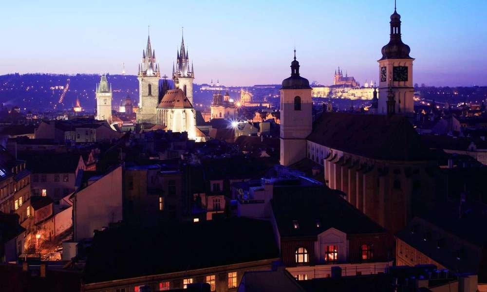 Metropolitan Circus - Prag