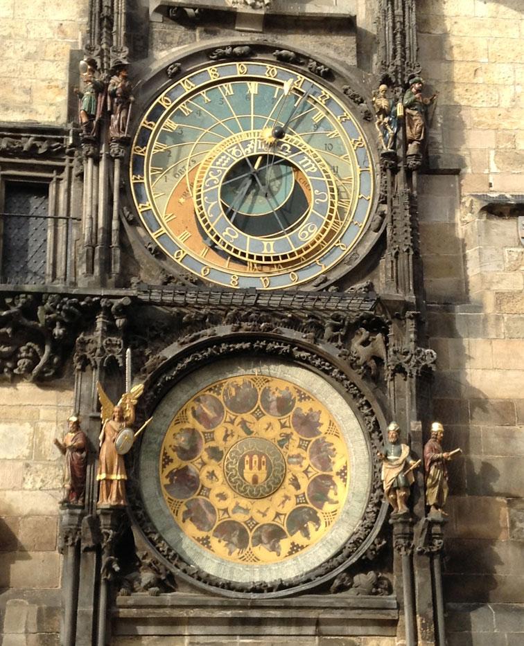 Astronomische-Uhr