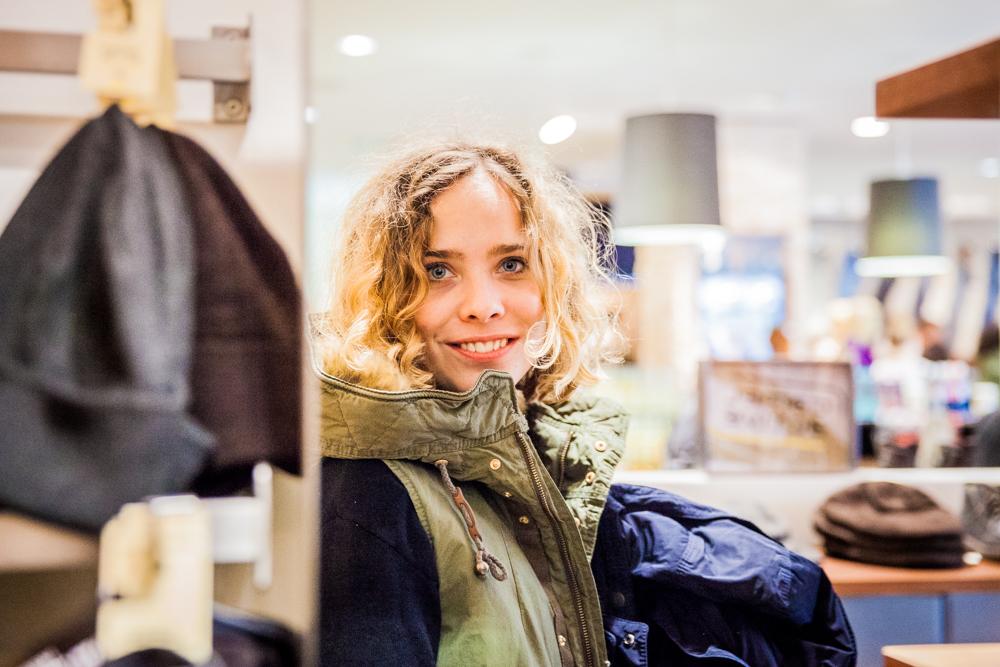 CAMELACTIVEWOMEN_SYLT_Lara im Shop