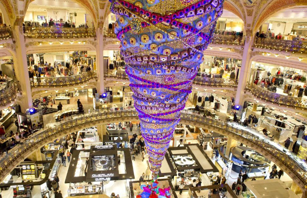 metropolitan circus_galeries lafayette_5
