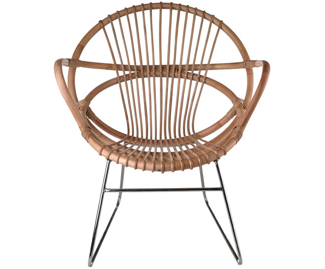 Einmal setzen bitte die neuen korbst hle metropolitan for Design korbstuhl
