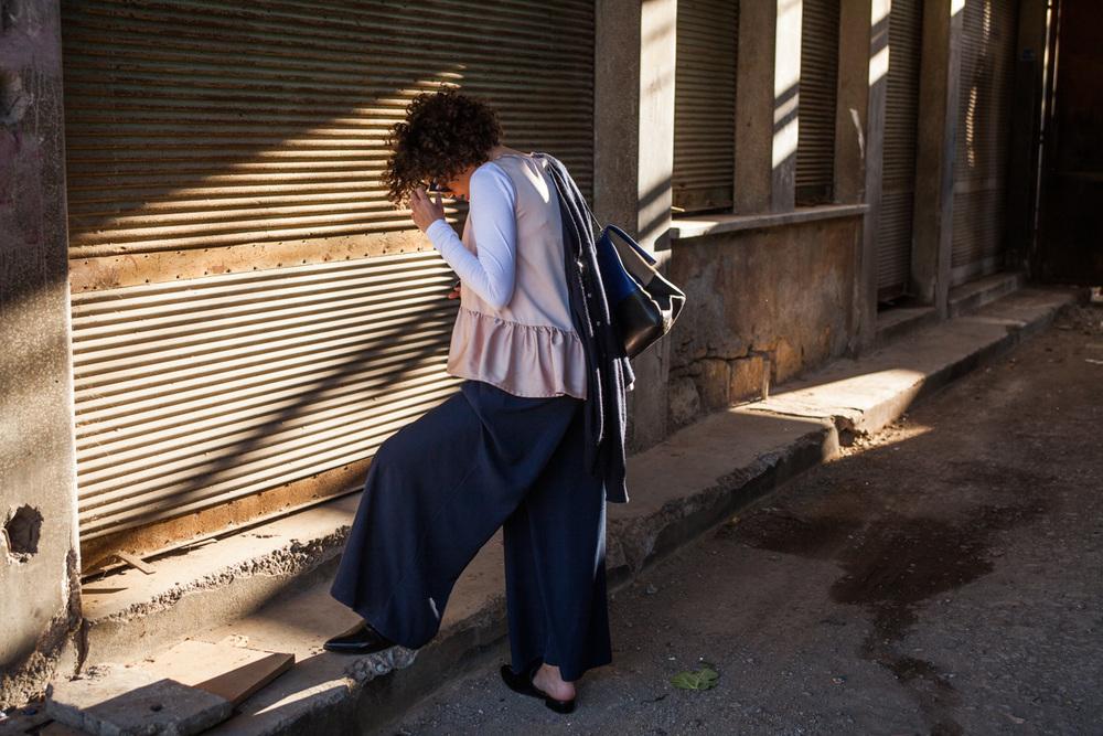 Nikosia - die geteilte Stadt