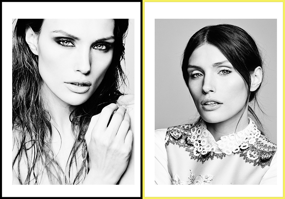Model: Elena M. @ Pars Management Styling: Sylvia Paula Weber H/M: Constanze Krischen Photographer: Burak Isseven