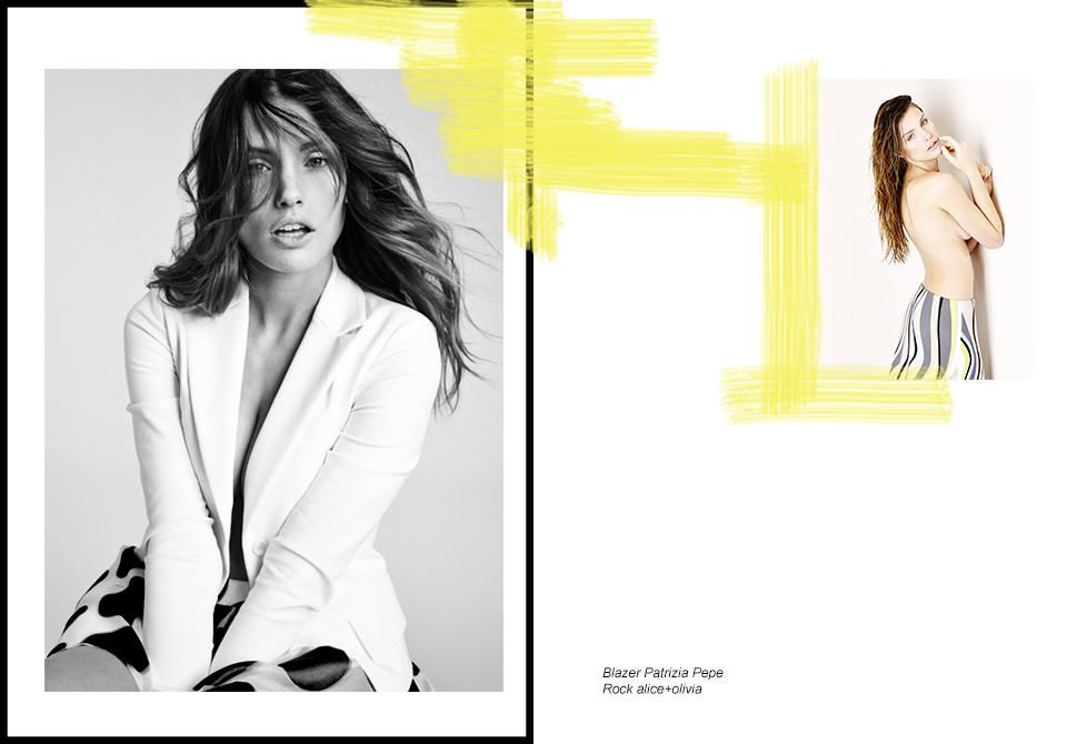 """Model: Elena M. @ <a href=""""http://www.pars-management.com/"""" target=""""_blank"""">Pars Management</a><br /> Styling: <a href=""""http://www.sylviapaulaweber.de/"""" target=""""_blank"""">Sylvia Paula Weber</a><br /> H/M: Constanze Krischen<br /> Photographer: <a href=""""http://www.burakisseven.com/"""" target=""""_blank"""">Burak Isseven</a><br /> Art Work: Katrin Schlotterhose"""