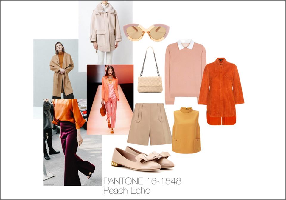 Trendfarben 2016: PANTONE 16-1548 Peach Echo